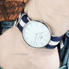 men s daniel wellington glasgow silver 36mm watch dw00100047 nearest click collect stores