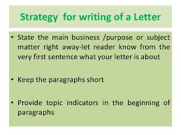 Brilliant Ideas Of Prepare A Note On Business Correspondence And