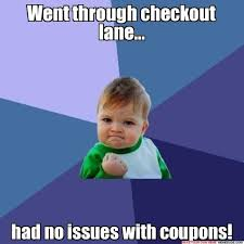 Coupon Memes on Pinterest | Coupon, Extreme Couponing and Meme via Relatably.com