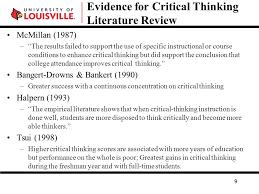 Screenshot  Sample mindset test
