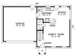 simple floor plan of a house. Exellent Plan Simple Small House Floor Plans Plan Cool  Home Design Ideas For Of A U