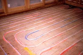 Concrete Wood Floors Radiant Floors For Heating And Cooling Energy Efficient Building