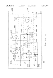 patent us5856736 variable speed ac motor drive for treadmill patent drawing