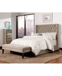wysteria upholstered bedroom furniture collection created for intended for macys bedroom furniture
