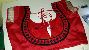Designer Blouse Making Step By Step Download Matka Gala Blouse Design Hd Wallpapers Backgrounds