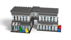 lego office building. LEGO Office Building Lego
