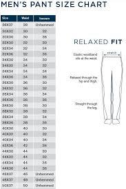 Propper Size Chart Propper Mens Tactical Pant F5252 50