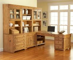 home office light. Broyhill Furniture Summertime Collection 4377 077 Home Office Light Wood Peninsula Desk Set