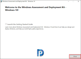 Step By Step Guide To Update Windows Adk On Sccm Server