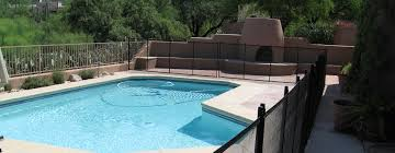 Decorative Pool Fence Tucson Fence Gates And Security Doors Affordable Fence Gates