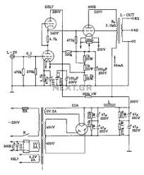 direct coupled single ended se 6v6 6v6gt tube amplifier 300b tube single ended class a amplifier circuit diagram