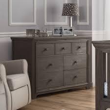 rustic crib furniture. serta langley 7 drawer dresser rustic grey crib furniture