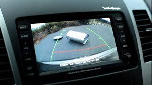 rear view backup camera youtube Backup Camera Wiring Mitsubishi Outlander rear view backup camera mitsubishi motors north america mitsubishi outlander backup camera