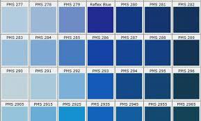 Pantone Color Blue Chart Methodical Pantone Color Chart Blue Green 2019