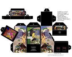 Ninja Turtles Arcade Cabinet Cubeelog Teenage Mutant Ninja Turtles Arcade Machine