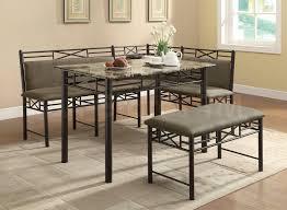 corner dining room furniture. Breakfast Nook Tables And Chairs Dining Set Corner Room Furniture