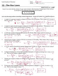 Pressure Conversions Chem Worksheet 13 1 Best Of Percent Review ...