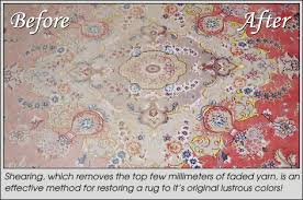 N We Repair Rugs The Old Way Right Only Way