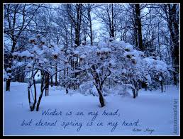 Quotes About Winter Beauty Best of A Moment Victor Hugo Quote An Extraordinary Day