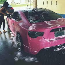 Huntington Toyota Scion — Pretty in pink, or better in black ...