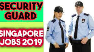 New jobs in Singapore 2019 || Security Guard jobs in Singapore || Singapore  jobs without Agent - YouTube