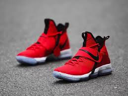 lebron red shoes. nike lebron 14 university red release date lebron shoes u