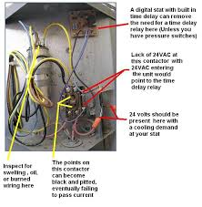 goodman compressor unit not turning on doityourself com probably your contactor or a capacitor