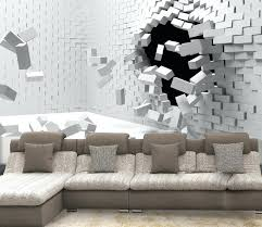 large 3d wall art large wallpaper abstract art stereo fashion modern wallpaper embossed mural background wall large 3d wall