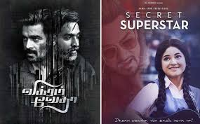 South Movies Beat Bollywood To Secure The Top Three