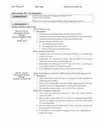 Sap Mm Support Consultant Resume Peaceful Sap Mm End User Manual
