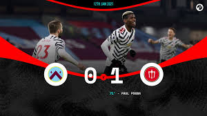Burnley 0-1 Man Utd: Five things learned as Pogba lifts United top of the  league