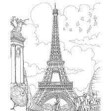 35 Paris Coloring Pages Paris Themed Coloring Pages Coloring Pages