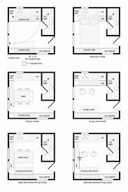 Swinging multi function wall hold murphy bed  amp  table for     x floor plan   Esque   x Tiny House Journey   Pinterest   Bed Table  Murphy Beds and Tiny