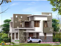 Sq Ft House Plans South Indian Style India Kerala Model Sqft - Modern house plan interior design
