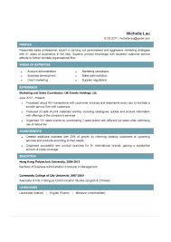 Sales Coordinator Job Description Resume Sales Coordinator Resume Examples httpwwwjobresumewebsite 1