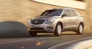 2017 Buick Enclave: Mid-Size Luxury SUV   Buick