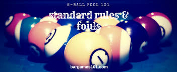Eight Ball 101 Learn The Rules For 8 Ball Pool Bar Games 101