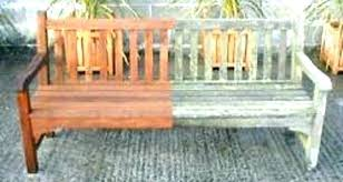 maintaining teak outdoor furniture cleaning can you pressure wash care drop dead gorgeous