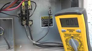 testing phoenix az a c unit at the contactor by pushing plunger testing phoenix az a c unit at the contactor by pushing plunger or button thermal medics com
