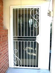 how to secure a sliding glass door home depot security door locks most secure front door