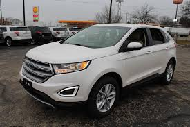 New 2018 Ford Edge SEL AWD Sport Utility in Morton #B56975   Mike ...