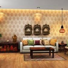 Home Interior Design | Living Rooms, Ethnic Decor And Indian Architecture  I