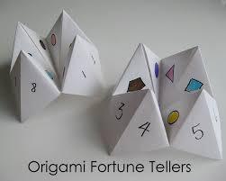 Fortune Teller Ideas