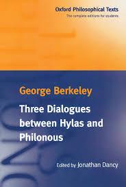 Berkeley three dialogues summary