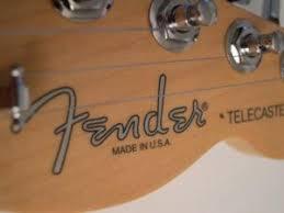 Обзор гитар компании «<b>FENDER</b>» / Гитары