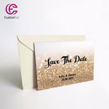 Design Save The Date Cards Online Free 50pcs Lot Personalized Thank You Card Or Save The Date Card
