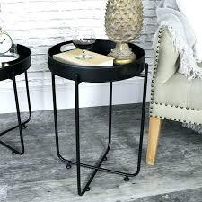 round tray table round tray table round black tray side table folding tray tables target tray table floor lamp