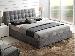 Nice King Upholstered Platform Bed Best King Upholstered