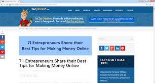 71 Entrepreneurs Share Their Best Tips For Making Money