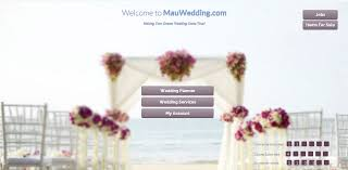 Web Design Agency Portfolio Wedding Planner Website Design Best Websites For Wedding Planning